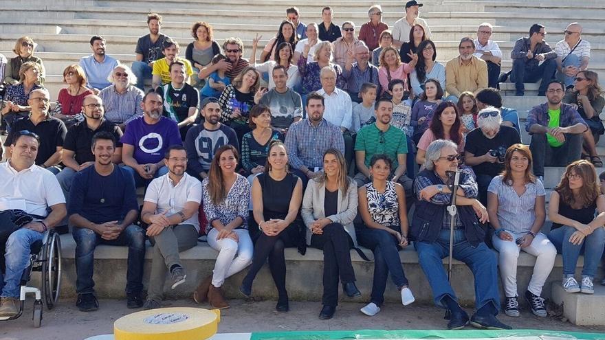 Plaza a Plaza reivindica un Podemos Andalucía que apueste por el municipalismo y dote de recursos a consejos ciudadanos
