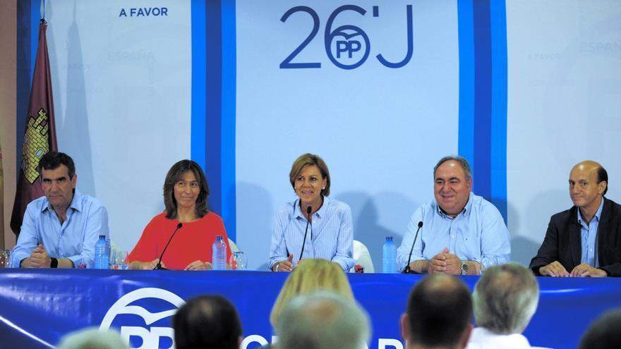 """Cospedal afirma que para formar gobierno el PP cederá en cuestiones que """"no sean fundamentales"""""""