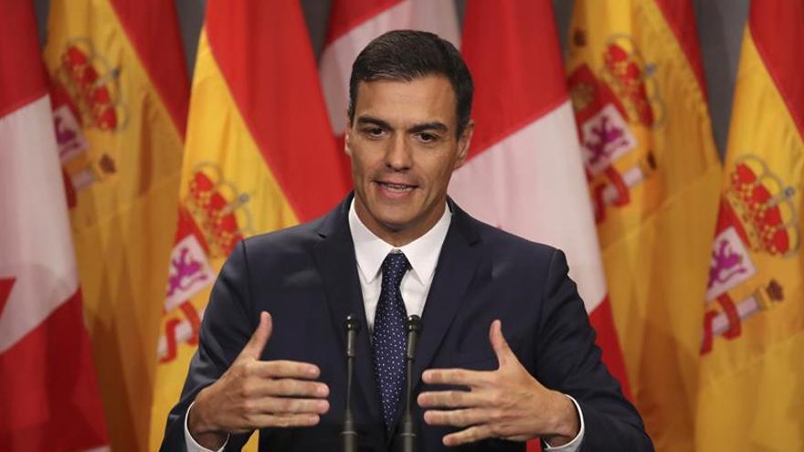 Sánchez declara 180.794 euros en bienes inmuebles y deuda por 192.027 euros