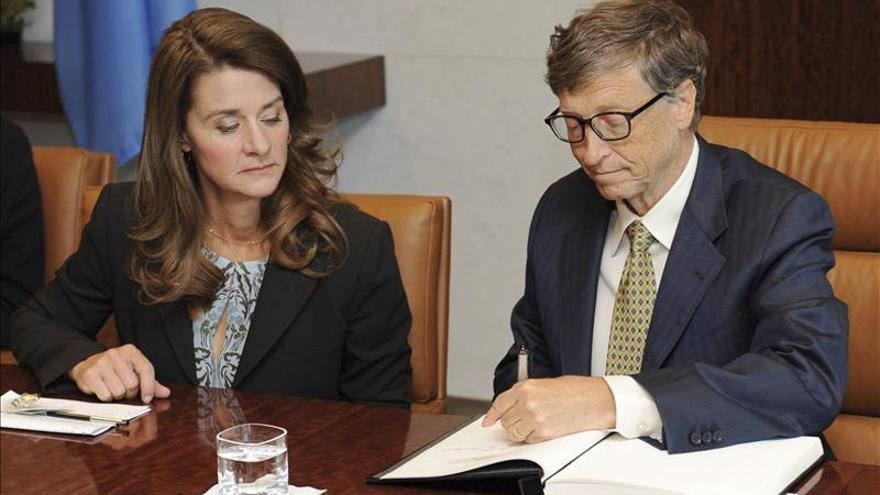 """Melinda Gates cree que lograr el acceso global a los contraceptivos """"es osado pero posible"""""""