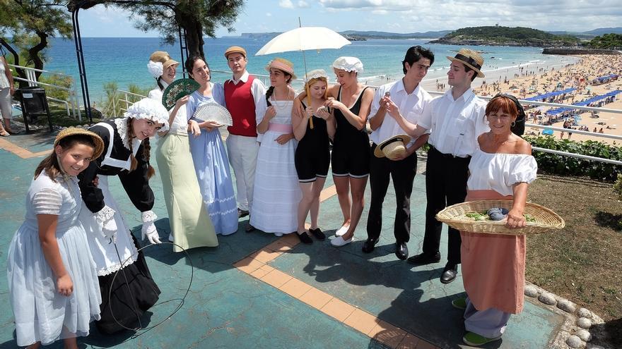 Santander celebrará del 10 al 14 de julio una nueva edición de los Baños de Ola con más actividades
