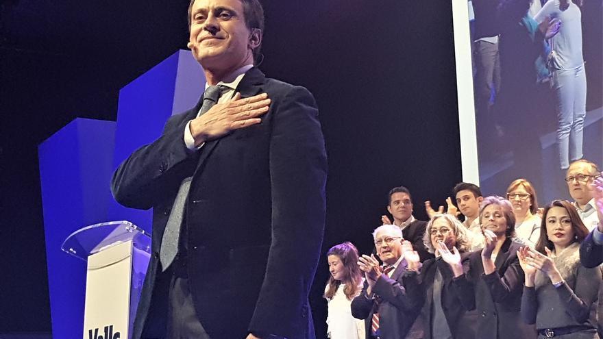 """Valls ve coincidencia política y táctica """"del nacionalismo radical y el populismo municipal"""""""