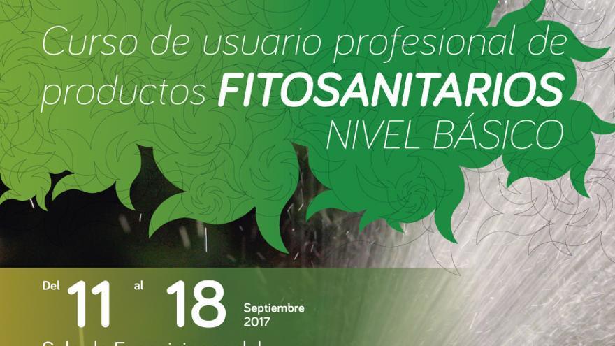 Cartel de la enseñanza organizada en el Ayuntamiento de El Rosario