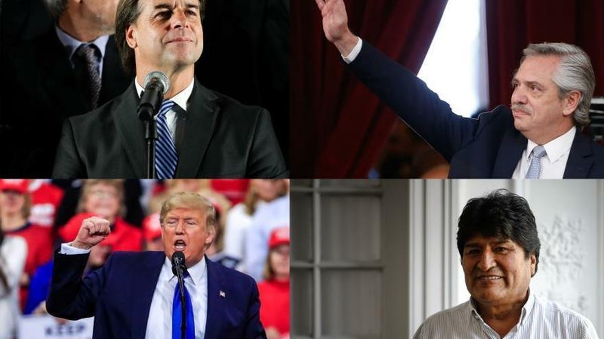 La fragmentación ideológica y social define el mapa político de América en 2020