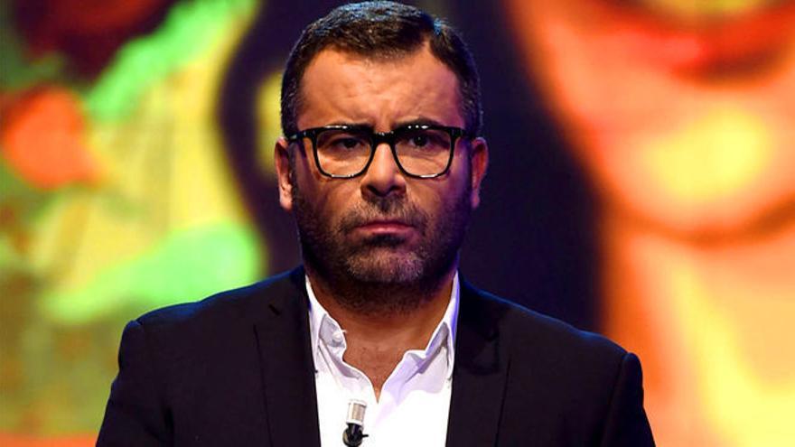 Jorge Javier Vázquez, presentador de Supervivientes