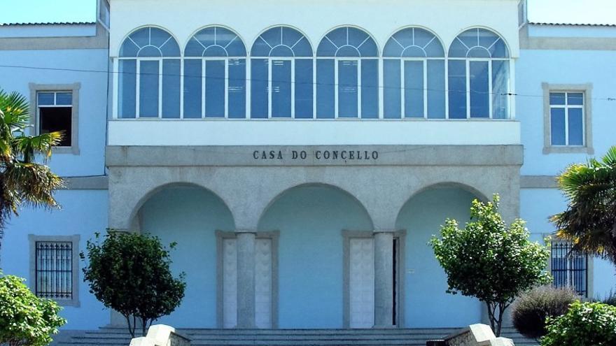 Casa do Concello de Porto do Son