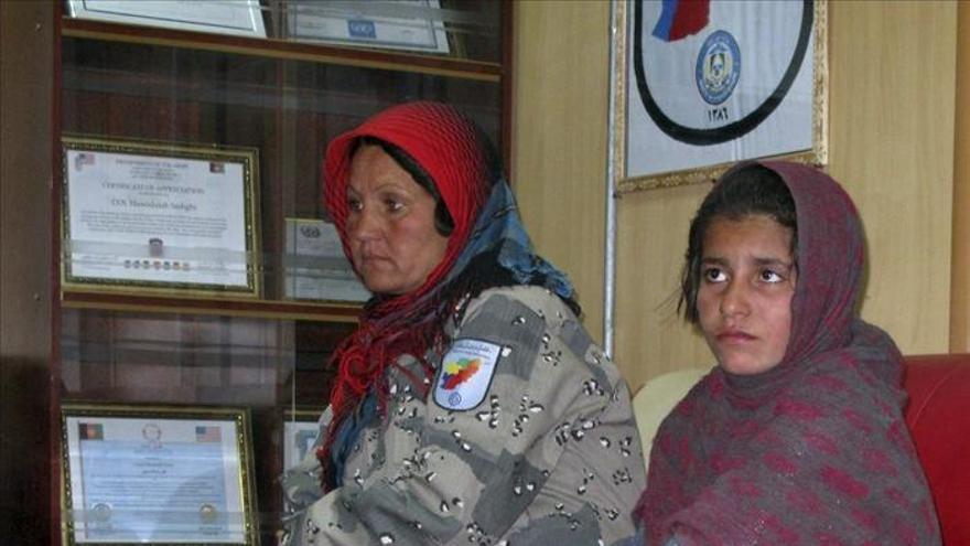Los talibanes niegan que enviasen a una niña a cometer un atentado suicida