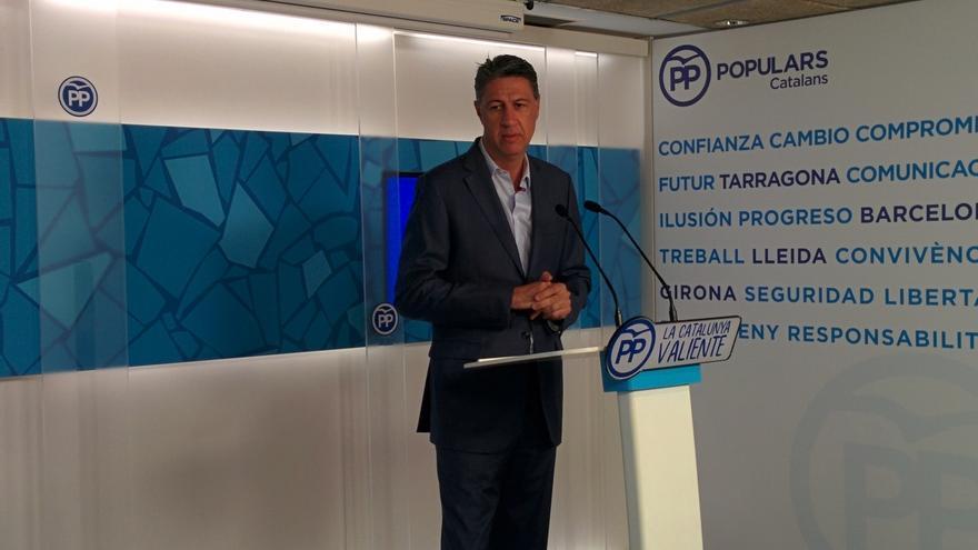 """Albiol (PP) cree que la CUP ha perdido """"la exclusividad de la radicalidad"""" ante el Govern"""