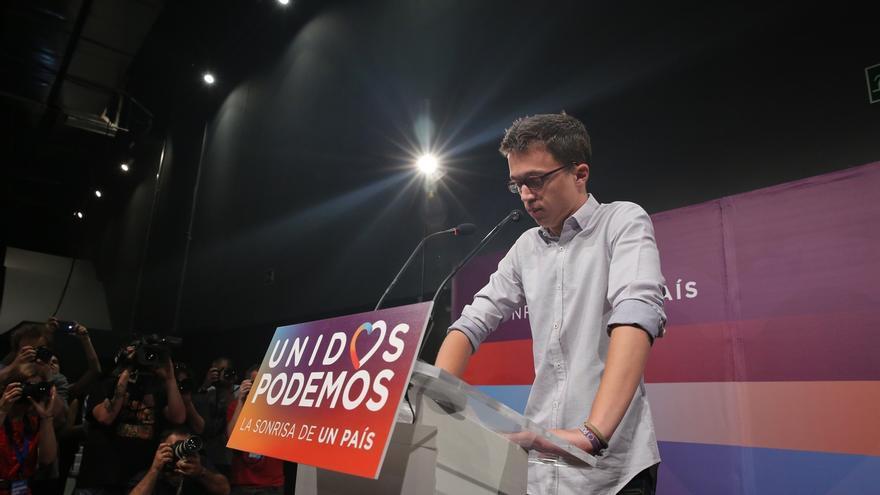 Errejón confirma que repetirá como portavoz parlamentario