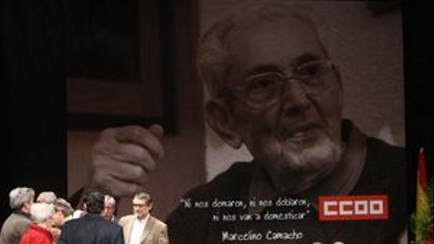 ''Sindicalista sin dobleces y comunista de una pieza''