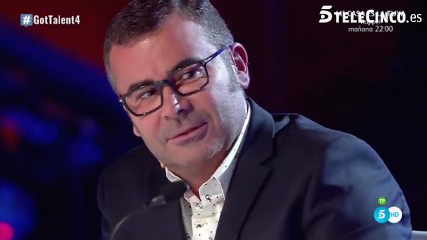 El 'zasca' de Risto que dejó sin palabras a Jorge Javier en 'Got Talent'