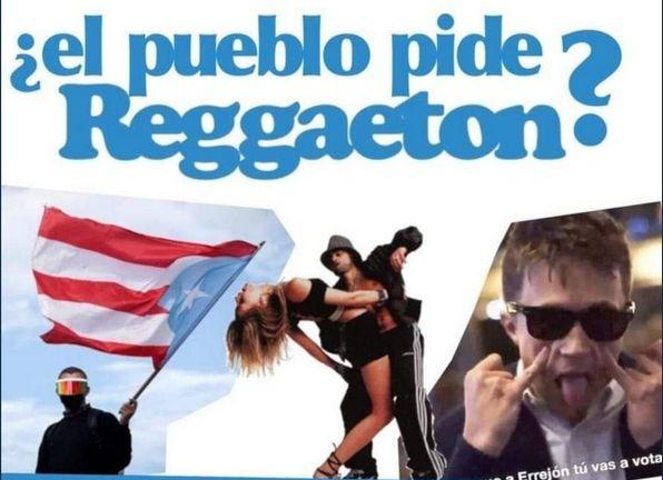 Debate: ¿El pueblo pide reggaetón?