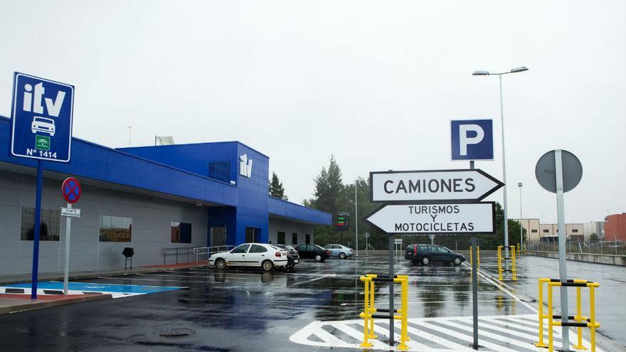 ITV de Palma del Río.
