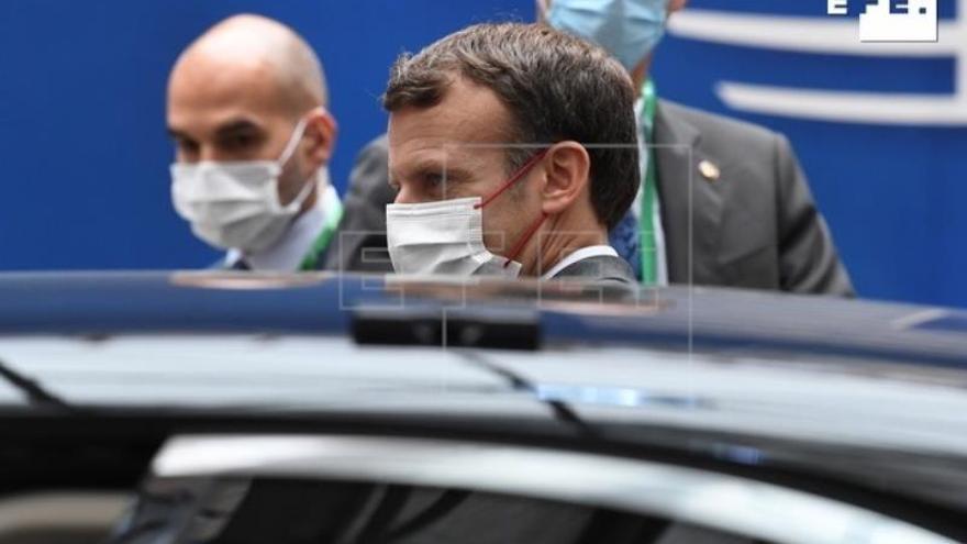 El partido de Macron atribuye su derrota a la falta de implantación local