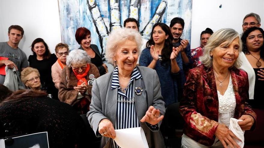 Las Abuelas de Plaza de Mayo, candidatas por sexta vez al Nobel de la Paz