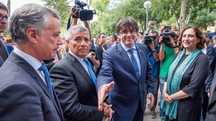 Cronología de una mediación: el día a día de las fallidas negociaciones de Urkullu