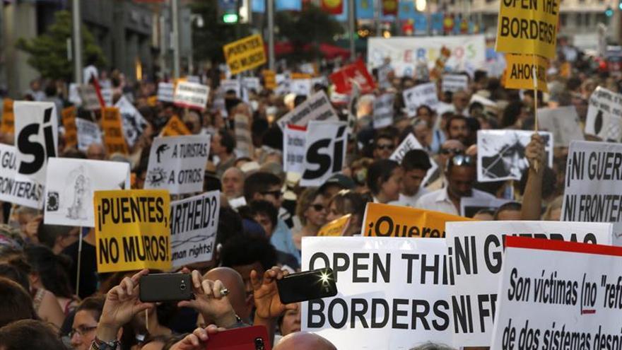 ONG denuncian con un vídeo los incumplimientos de acogida de la UE y España