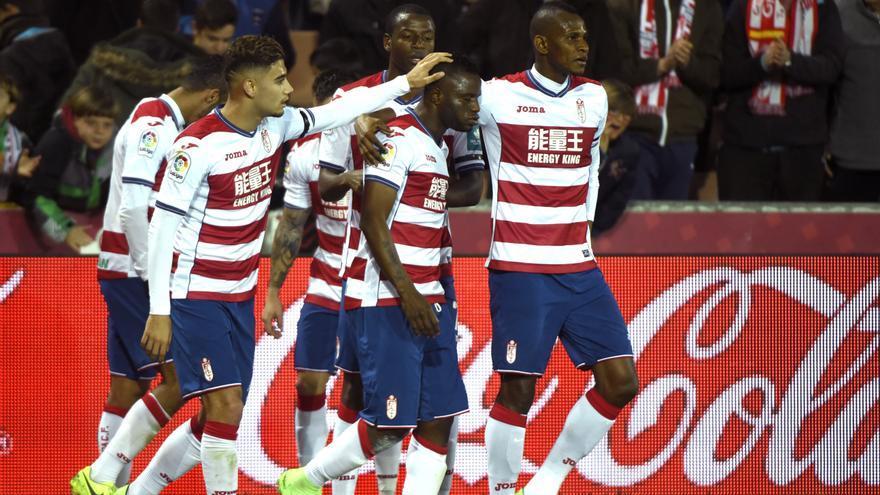 El Granada afronta un nuevo partido clave este fin de semana.