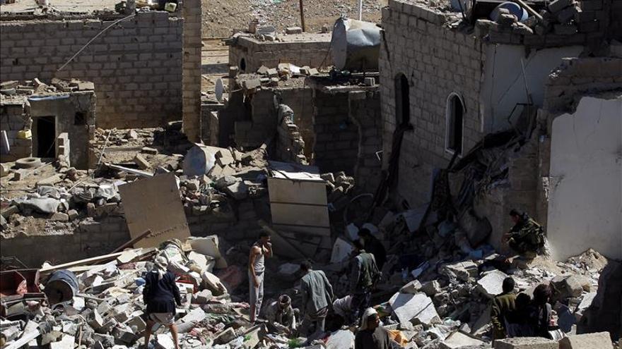 Hutíes aceptan el alto el fuego de cinco días en Yemen propuesto por A.Saudí