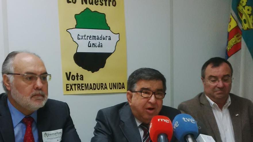 Los regionalistas extremeños concurren juntos por primera vez a las elecciones generales