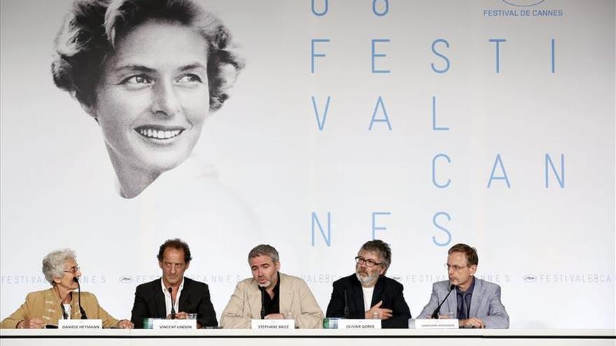 "Vicent Lindon, lo mejor de la denuncia social de ""La loi du marché"" en Cannes"