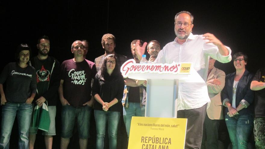 CUP multiplica escaños y se perfila como decisiva para el proyecto independentista