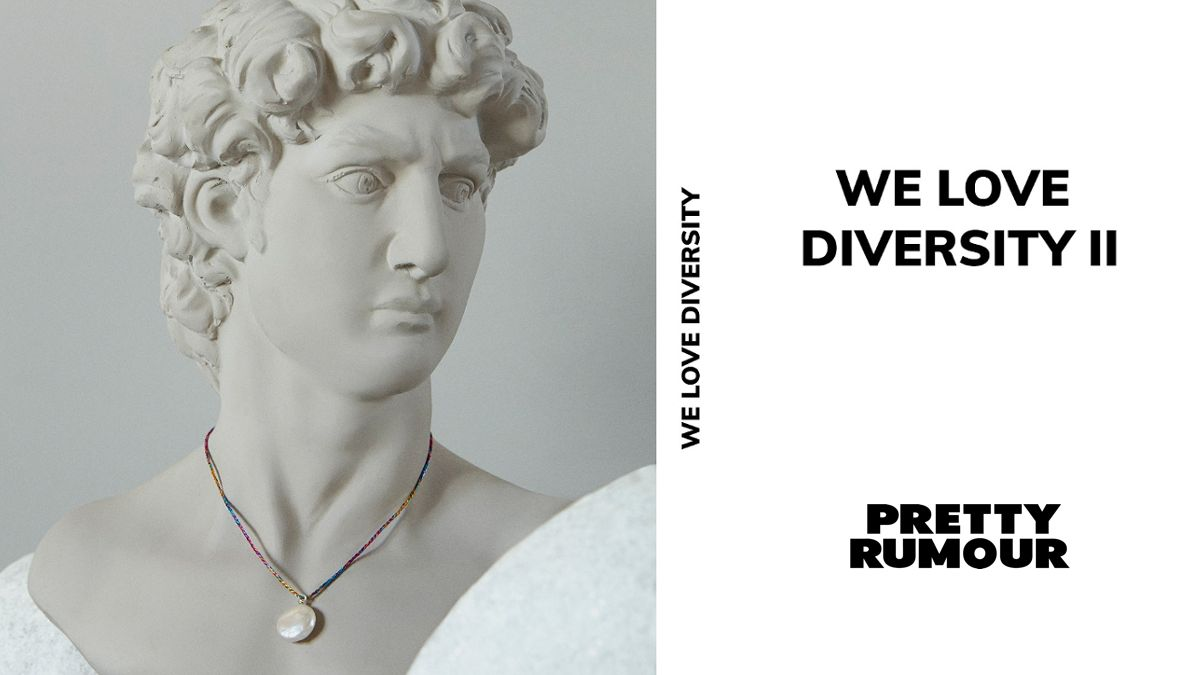 Collar We Love Diversity II | ENANEI