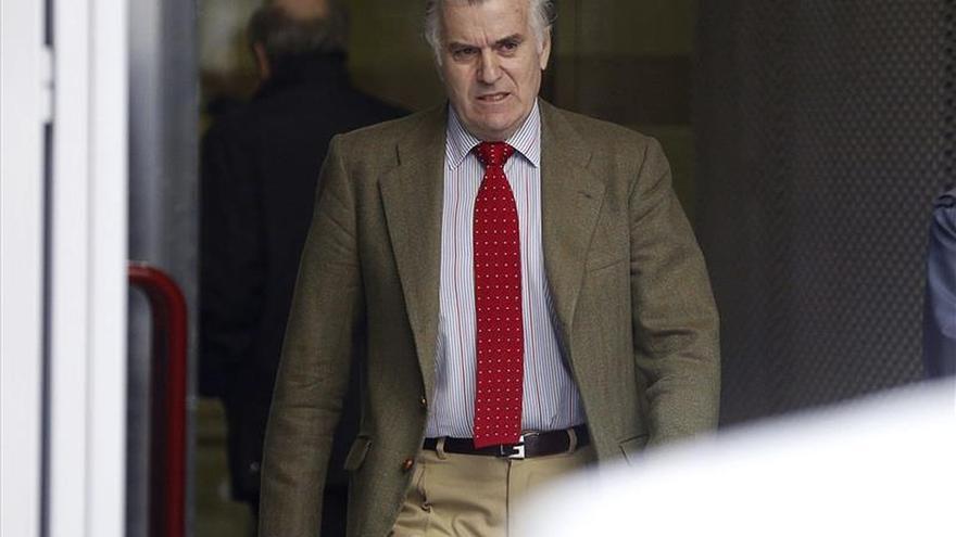 Bárcenas recurre la fianza de 88 millones de euros que le impuso el juez Ruz