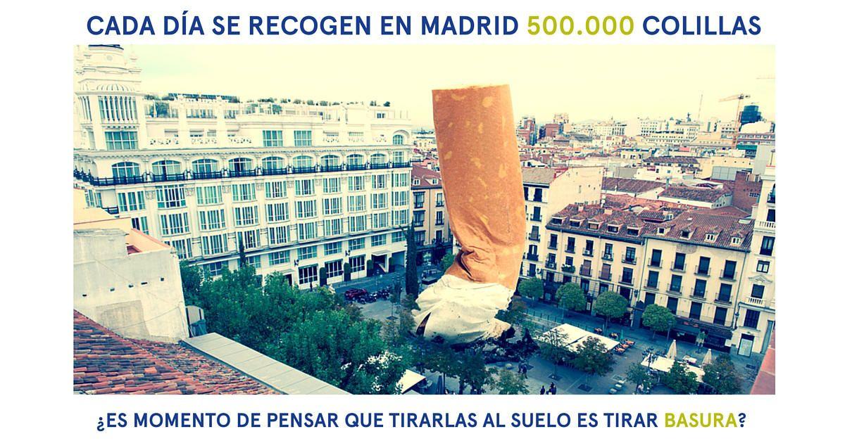 Imagen de la campaña #MadridSinFiltros