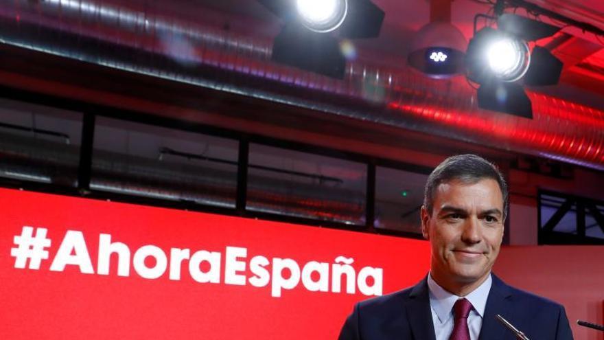 PSOE ganaría el 10N, el PP subiría y Cs caería a nivel de Vox,según un sondeo