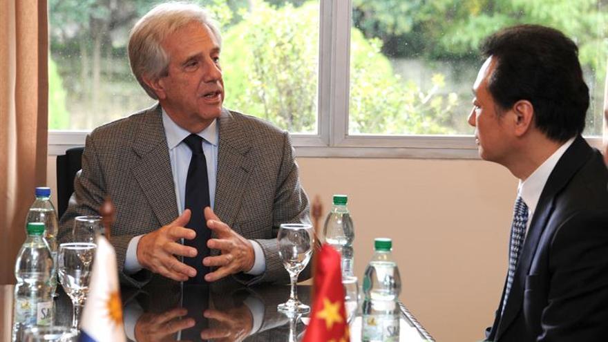 Vázquez acuerda con partidos aplicación parcial de nuevo Código Penal