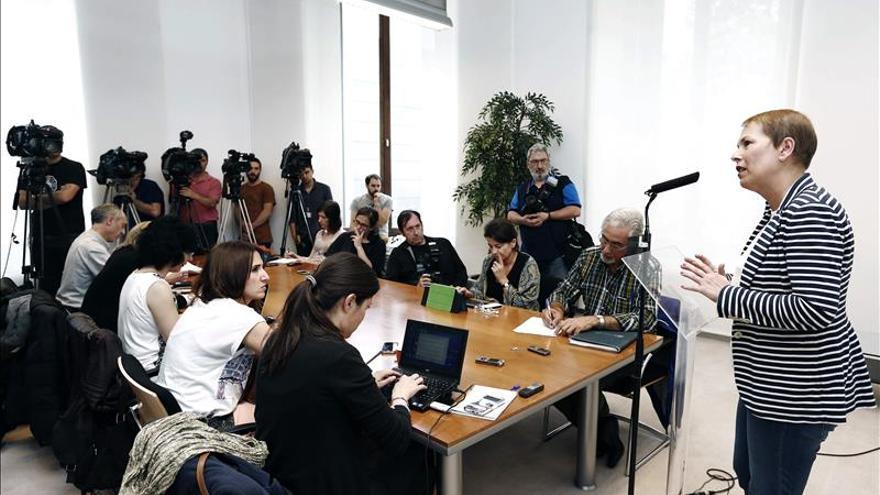Geroa Bai busca un pacto para presidir un Gobierno que desbancará a UPN