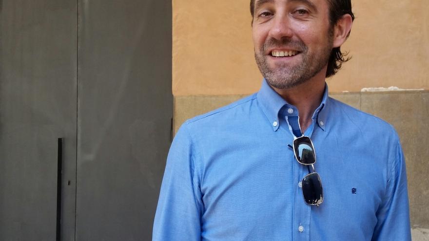 """Bauzá, tras dimitir como presidente del PP: """"Seguiré trabajando por los intereses de los ciudadanos de Baleares"""""""