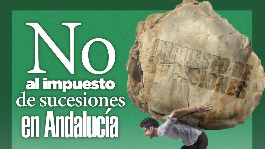 Asaja Córdoba organiza este jueves ante la Junta una protesta contra el Impuesto de Sucesiones
