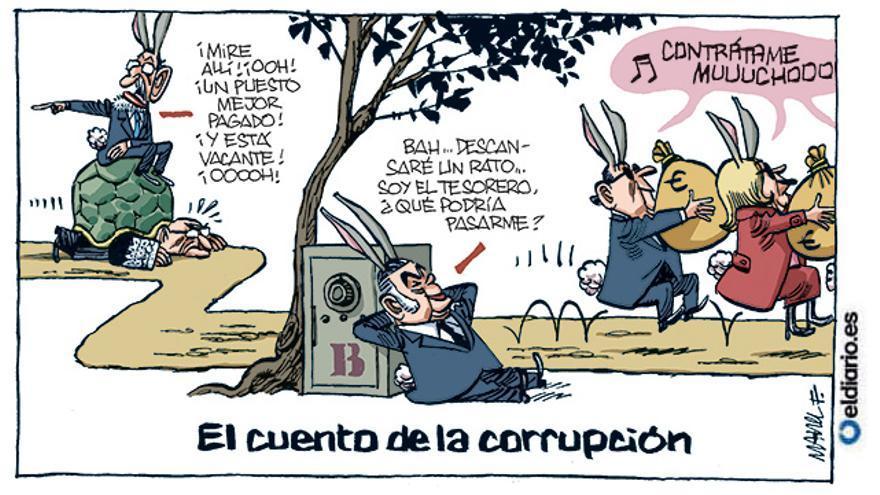 El cuento de la corrupción