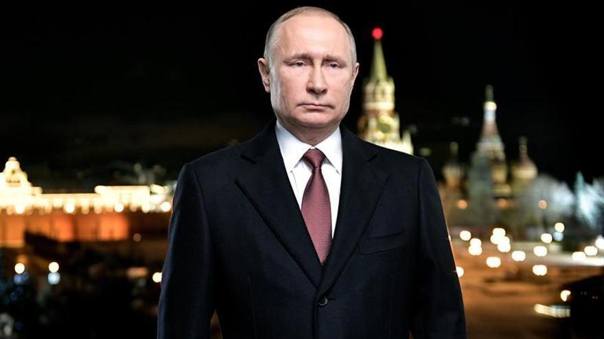 Putin reúne el máximo permitido en el fondo de su campaña electoral