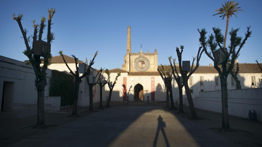 Monasterio de la cartuja la bella sombra de crist bal - La isla dela cartuja ...