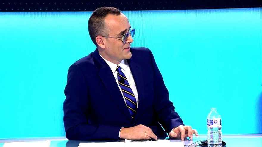 Risto Mejide, en 'Todo es mentira'