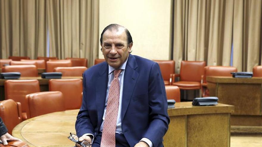 Martínez-Pujalte (PP) abandonará el Congreso al final de la legislatura