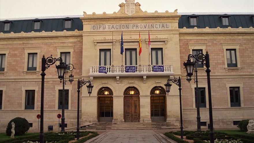 Las diputaciones de Teruel, Cuenca y Ávila suspenden en transparencia