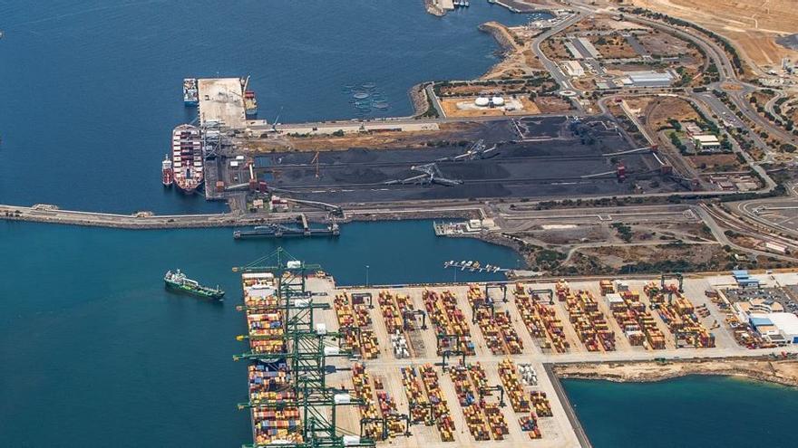 Puerto de Sines Portugal