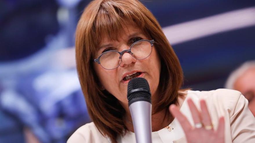 El Gobierno argentino adelanta el protocolo de seguridad por el paro del martes
