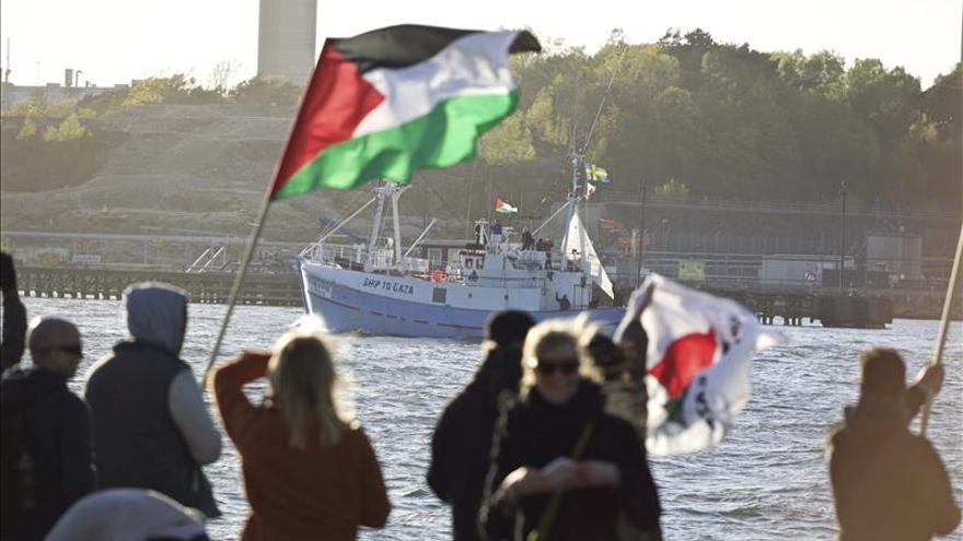 La última flotilla de la libertad que ha partido a Gaza / EFE
