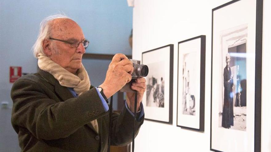 El cineasta Carlos Saura recibirá el Premio Pop Eye por su obra fotográfica