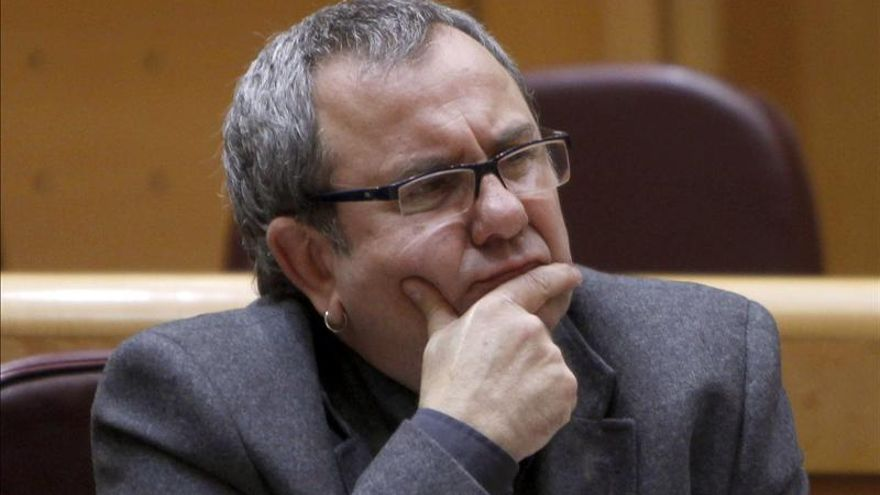 La Guardia Civil registra el despacho del senador de EH Bildu Iñaki Goioaga