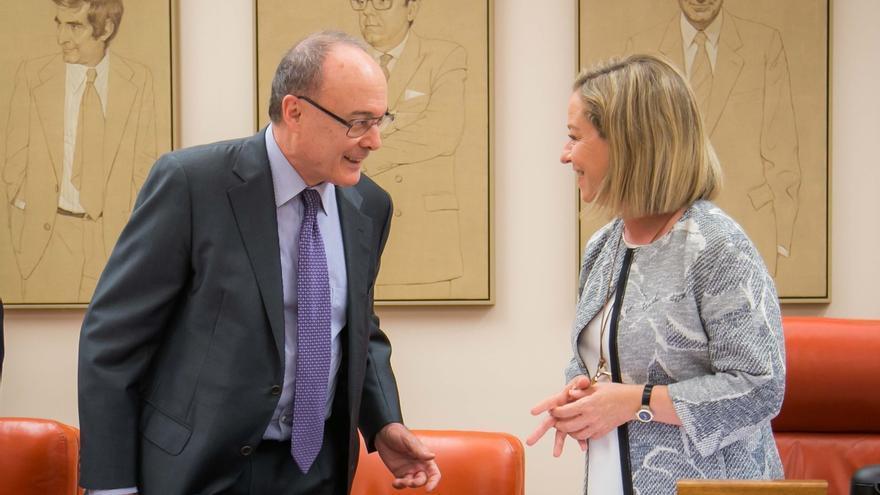 """Linde se compromete a remitir al Senado """"toda la información"""" que tenga sobre la presunta condonación deuda a PSOE y PSC"""