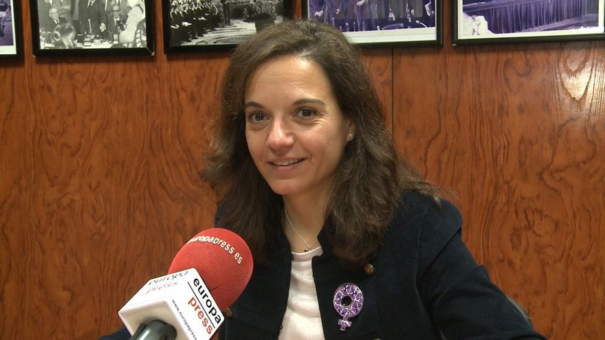 Sara Hernández insta a los socialistas a pensar en el día después de las primarias, independientemente del ganador