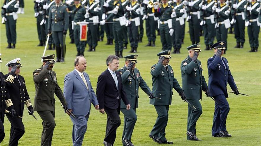 Colombia define el sistema de justicia para los agentes del Estado en el marco de paz