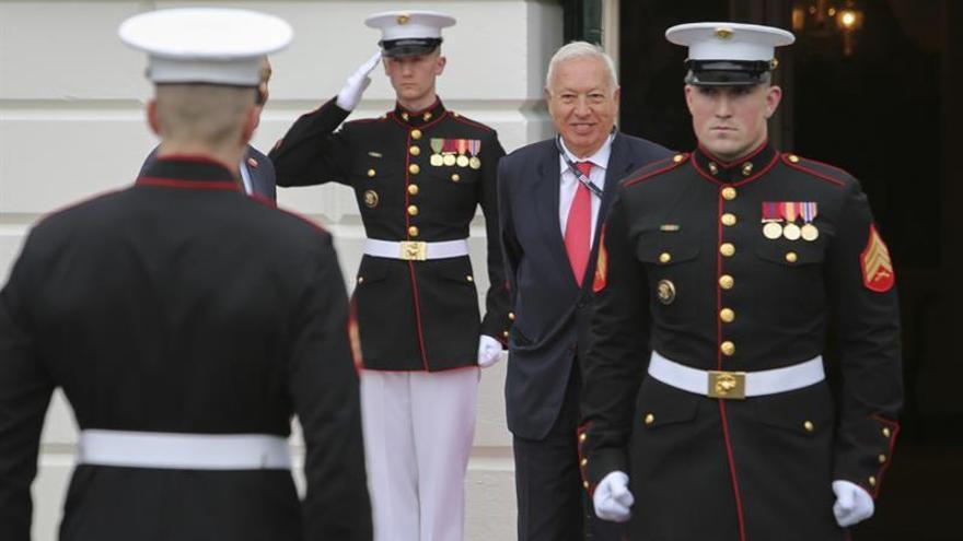 García-Margallo: Obama posterga su viaje a España hasta que se forme Gobierno