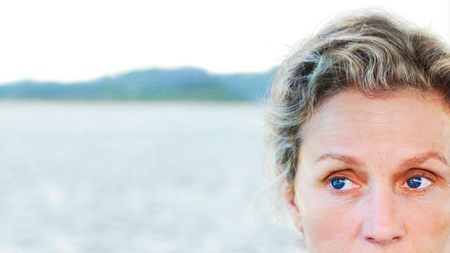 Frances McDormand, protagonista de 'Olive Kitteridge'